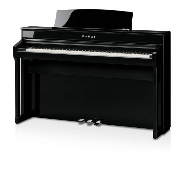 CA98 Polished Ebony Digital Piano Houston