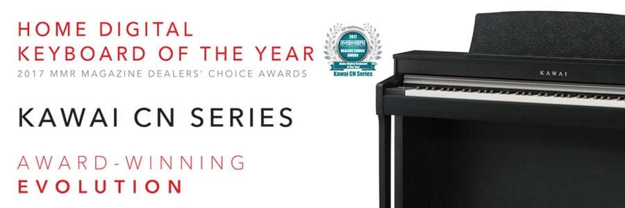 Kawai CN Series Digital Piano Keyboard of the Year