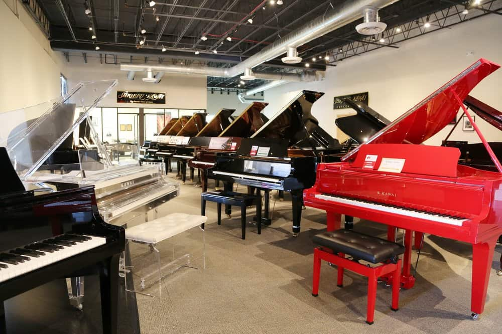 About - Kawai Piano Gallery Houston, TX