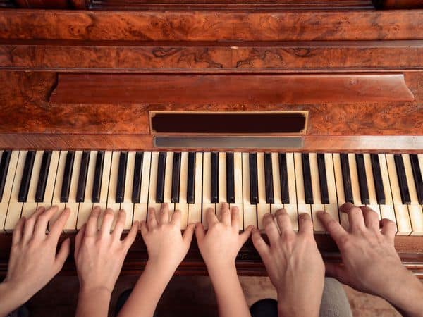 Group Piano Lessons Houston Texas