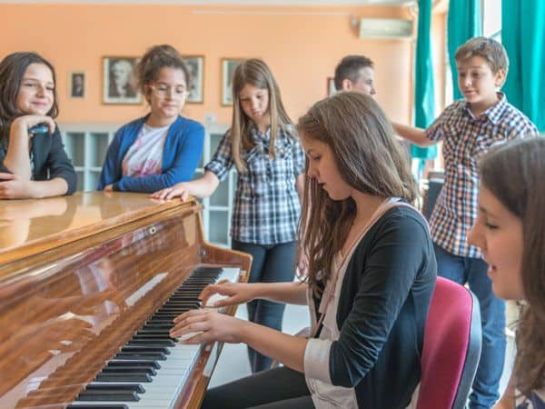 Group Piano Lessons Houston
