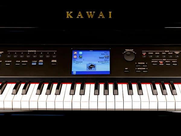 Kawai CP Series Features