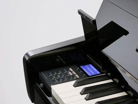 Kawai Digital Piano Control Panel