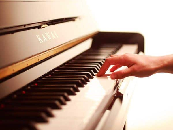 Kawai Hybrid Piano Keys