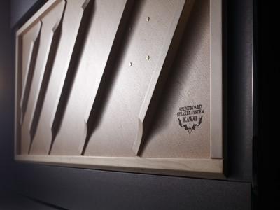 Soundboard Speaker System