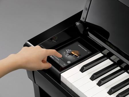 Kawai Touchscreen Display